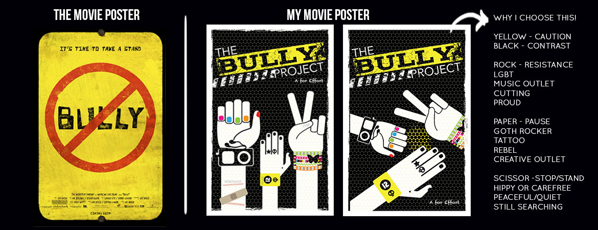 The Bully Project Poster-1